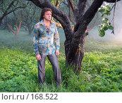 Купить «Певец и композитор Игорь Демарин», фото № 168522, снято 23 мая 2003 г. (c) Сергей Лаврентьев / Фотобанк Лори