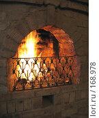 Купить «Домашний камин», фото № 168978, снято 6 января 2008 г. (c) Илья Телегин / Фотобанк Лори