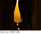 Купить «Санкт-Петербург. Атланты. Собор», эксклюзивное фото № 169126, снято 5 ноября 2007 г. (c) Александр Алексеев / Фотобанк Лори