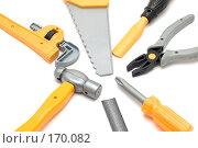 Купить «Набор игрушечных инструментов», фото № 170082, снято 8 января 2008 г. (c) Угоренков Александр / Фотобанк Лори