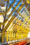 Желтый коридор, фото № 170418, снято 26 августа 2007 г. (c) Бабенко Денис Юрьевич / Фотобанк Лори