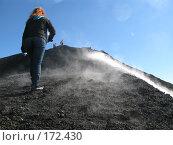 Купить «Восхождение на вершину», фото № 172430, снято 2 октября 2007 г. (c) Георгий Ильин / Фотобанк Лори