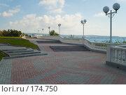 Купить «Геленджик, набережная», фото № 174750, снято 17 сентября 2004 г. (c) Иван Сазыкин / Фотобанк Лори