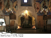 Купить «Суздаль. Внутри Спасо-Преображенского собора», фото № 175122, снято 7 января 2008 г. (c) Бондаренко Сергей / Фотобанк Лори