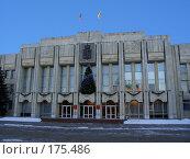 Купить «Ярославль», фото № 175486, снято 3 января 2008 г. (c) Сергей Лисов / Фотобанк Лори