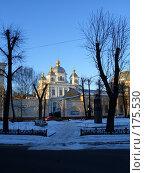 Купить «Казанский монастырь. Ярославль.», фото № 175530, снято 4 января 2008 г. (c) Сергей Лисов / Фотобанк Лори