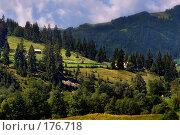 Купить «Карпаты», фото № 176718, снято 22 апреля 2018 г. (c) Aleksander Kaasik / Фотобанк Лори