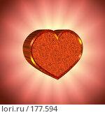 Купить «Валентинка», иллюстрация № 177594 (c) Владимир Сергеев / Фотобанк Лори