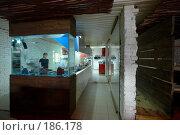 Купить «Ресторан японской кухни. Фрагмент интерьера зала. Кухня.», фото № 186178, снято 10 октября 2005 г. (c) Иван Сазыкин / Фотобанк Лори