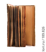 Купить «Старая книга», фото № 189826, снято 30 января 2008 г. (c) Морозова Татьяна / Фотобанк Лори