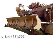 Купить «Военная техника. Изоляция на белом фоне.», фото № 191306, снято 21 октября 2007 г. (c) Катыкин Сергей / Фотобанк Лори