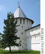 Купить «Серпухов, Высоцкий монастырь», фото № 191814, снято 28 июня 2006 г. (c) ИВА Афонская / Фотобанк Лори