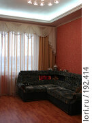 Купить «Фрагмент жилой комнаты», фото № 192414, снято 2 февраля 2008 г. (c) Ханыкова Людмила / Фотобанк Лори
