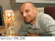 Купить «Юсуп Бахшиев», фото № 196206, снято 20 сентября 2003 г. (c) Константин Куцылло / Фотобанк Лори