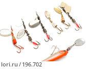Купить «Набор рыбака», фото № 196702, снято 7 февраля 2008 г. (c) Угоренков Александр / Фотобанк Лори