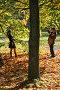 Центральный парк в Санкт-Петербурге осенью, фото № 197134, снято 30 сентября 2007 г. (c) Александр Секретарев / Фотобанк Лори
