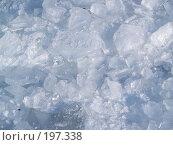 Купить «Битый лед», фото № 197338, снято 5 февраля 2008 г. (c) Олег Рубик / Фотобанк Лори