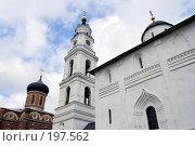 Купить «Волоколамский кремль», фото № 197562, снято 26 августа 2007 г. (c) Юрий Синицын / Фотобанк Лори