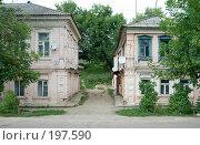 Купить «Жилой сектор Волоколамска», фото № 197590, снято 26 августа 2007 г. (c) Юрий Синицын / Фотобанк Лори