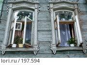 Купить «Жилой сектор Волоколамска», фото № 197594, снято 26 августа 2007 г. (c) Юрий Синицын / Фотобанк Лори