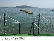Купить «Вид на море и остров. Италия», эксклюзивное фото № 197962, снято 25 мая 2006 г. (c) Татьяна Белова / Фотобанк Лори