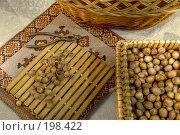 Купить «Зимние орешки», фото № 198422, снято 20 сентября 2019 г. (c) Андрей Соколов / Фотобанк Лори