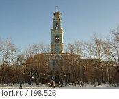 Купить «Вознесенская церковь Екатеринбурга», фото № 198526, снято 3 января 2008 г. (c) Корчагина Полина / Фотобанк Лори