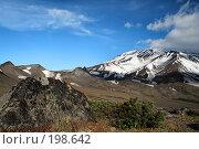 Купить «Путешествие к Авачинскому вулкану. Камчатка.», фото № 198642, снято 10 сентября 2005 г. (c) Ирина Игумнова / Фотобанк Лори