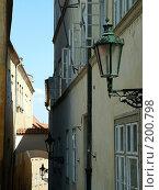Купить «Пражская улица», фото № 200798, снято 12 мая 2006 г. (c) Светлана Шушпанова / Фотобанк Лори