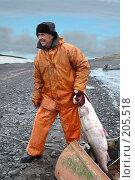 Купить «Северное промысловое рыболовство», фото № 205518, снято 14 июля 2005 г. (c) Егорова Елена / Фотобанк Лори