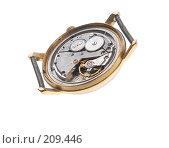 Купить «Внутренность старых часов», фото № 209446, снято 16 декабря 2018 г. (c) Александр Fanfo / Фотобанк Лори