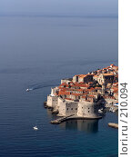 Купить «Хорватия, Дубровник», фото № 210094, снято 24 сентября 2007 г. (c) УНА / Фотобанк Лори