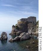 Купить «Скалы», фото № 210162, снято 24 сентября 2007 г. (c) УНА / Фотобанк Лори