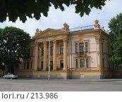Купить «Дворец Алфераки в Таганроге», фото № 213986, снято 5 июня 2007 г. (c) Игорь Струков / Фотобанк Лори