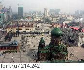 Купить «Софийский собор, Харбин, КНР», фото № 214242, снято 7 июля 2007 г. (c) Хижняк Сергей / Фотобанк Лори