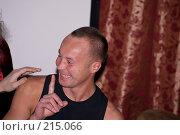Купить «Виджей Пашкоф», фото № 215066, снято 6 февраля 2008 г. (c) Андрей Старостин / Фотобанк Лори