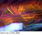 Купить «Огни ночного города», фото № 216306, снято 29 ноября 2004 г. (c) Минаев Сергей / Фотобанк Лори