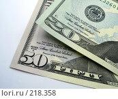Купить «Американские деньги», фото № 218358, снято 21 августа 2018 г. (c) ElenArt / Фотобанк Лори