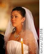 Купить «Венчание», фото № 221018, снято 2 сентября 2007 г. (c) Морозова Татьяна / Фотобанк Лори
