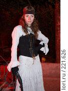 Купить «Актриса Огненного шоу», эксклюзивное фото № 221626, снято 24 июня 2007 г. (c) Ирина Мойсеева / Фотобанк Лори
