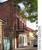 Купить «Дом Ф.Г. Раневской в Таганроге», фото № 223074, снято 24 октября 2005 г. (c) Игорь Струков / Фотобанк Лори