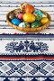 Крашеные яйца к празднику Пасхи, фото № 223806, снято 8 апреля 2007 г. (c) Юрий Синицын / Фотобанк Лори