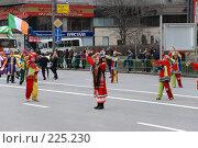 Купить «День Святого Патрика, Москва, 2008», эксклюзивное фото № 225230, снято 16 марта 2008 г. (c) Alexei Tavix / Фотобанк Лори