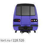 Купить «Поезд метро», иллюстрация № 228526 (c) ИЛ / Фотобанк Лори