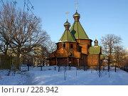 Купить «Самара. Церковь.», фото № 228942, снято 11 марта 2008 г. (c) Николай Федорин / Фотобанк Лори