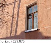 Купить «Старое окно», фото № 229870, снято 23 января 2006 г. (c) Илья Телегин / Фотобанк Лори