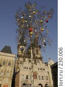 Купить «Пасха в Праге», фото № 230006, снято 2 апреля 2007 г. (c) Федюнин Александр / Фотобанк Лори