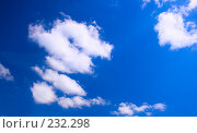 Купить «Небо.Фон», фото № 232298, снято 27 февраля 2020 г. (c) Роман Сигаев / Фотобанк Лори