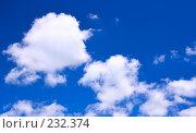 Купить «Облака», фото № 232374, снято 27 февраля 2020 г. (c) Роман Сигаев / Фотобанк Лори