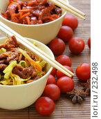 Китайская кухня, фото № 232498, снято 18 июня 2006 г. (c) Роман Сигаев / Фотобанк Лори